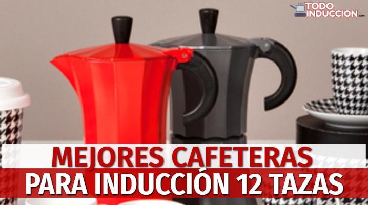 Cafetera para Inducción 12 Tazas