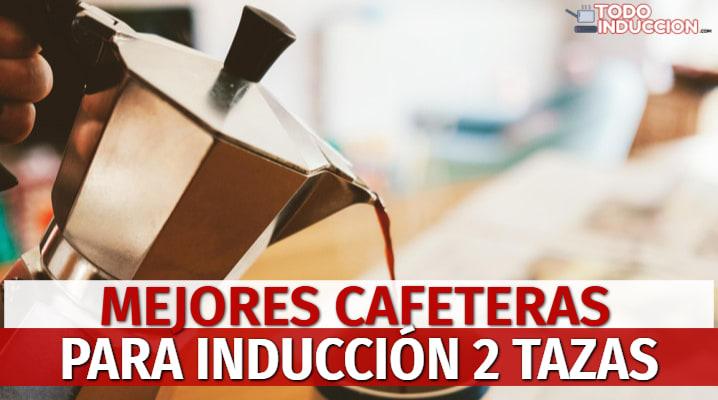 Cafetera para Inducción 2 Tazas