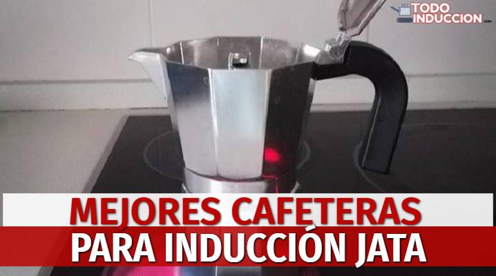Cafetera para Inducción Jata