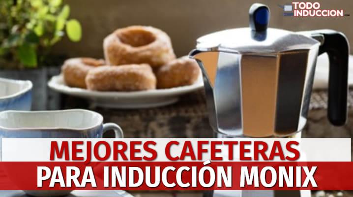 Cafetera para Inducción Monix