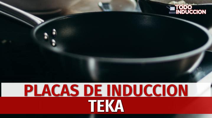 Placas de Inducción Teka