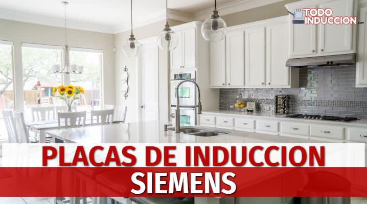 Placas de Inducción Siemens