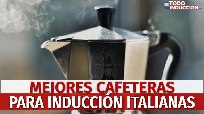 Cafetera para Inducción Italiana