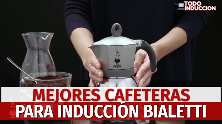 Cafetera para Inducción Bialetti