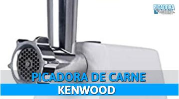 Picadora de Carne Kenwood