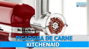 Picadora de Carne Kitchenaid