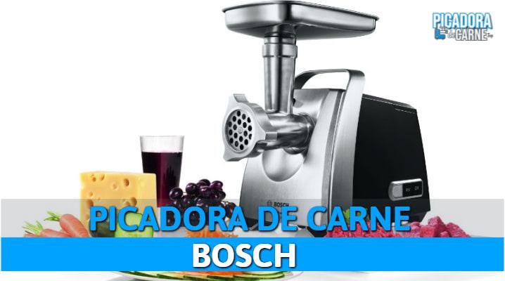 Picadora de Carne Bosch