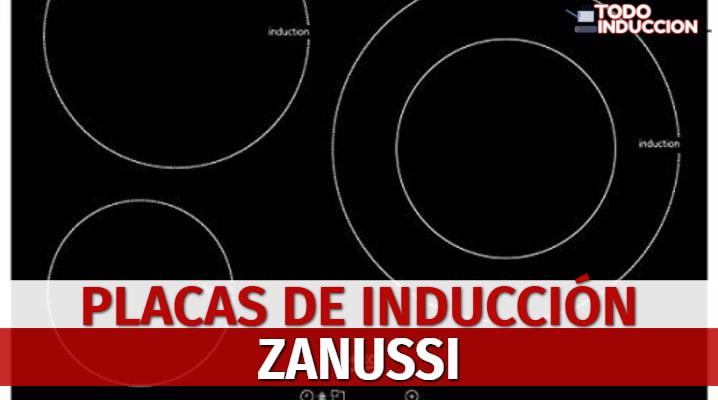 Placas de Inducción Zanussi