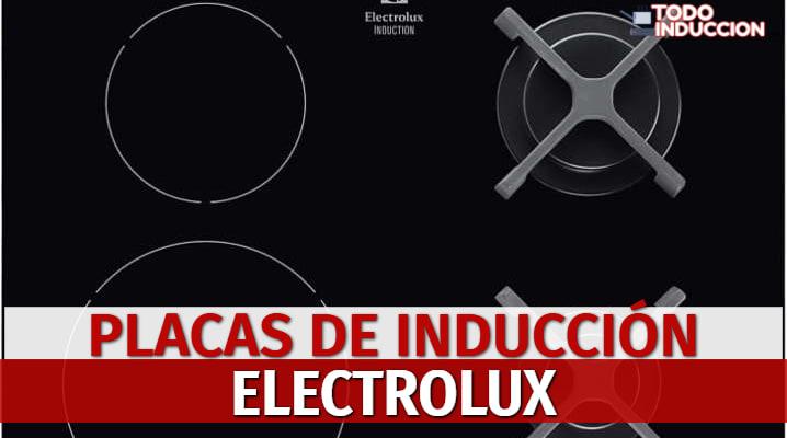Placas de Inducción Electrolux