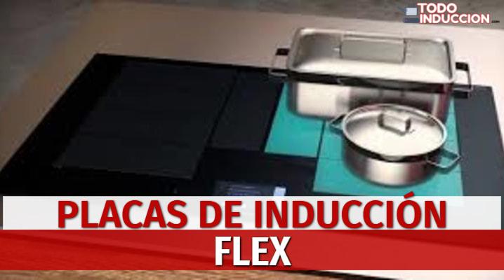 Placas de Inducción Flex